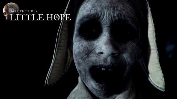 gameplay The Dark Pictures Anthology Little Hope