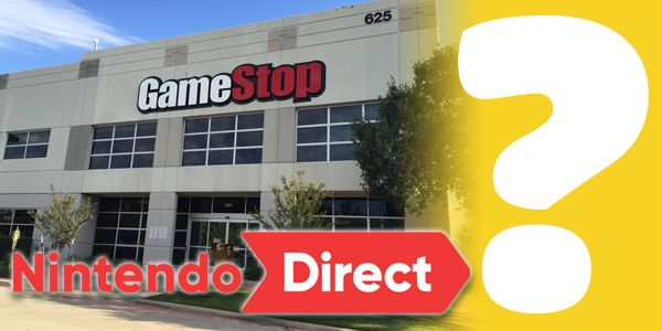 gamestop nintendo direct tin đồn