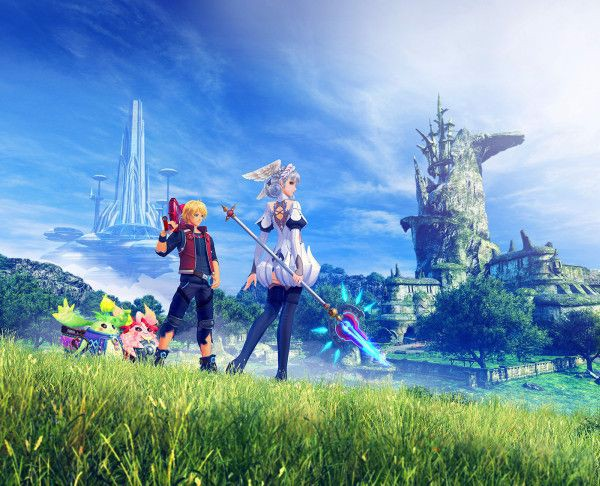 gamplay mới Xenoblade Chronicles Definitive Edition