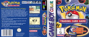 gbc pokemon trading card game