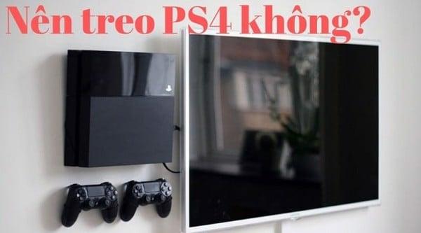 giá treo tường PS4