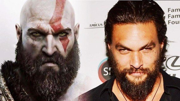 Jason Momoa vai Kratos trong phim God of War