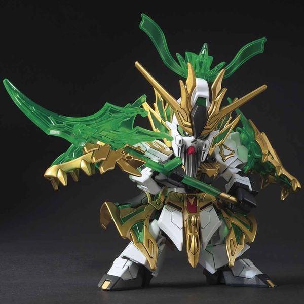 Guan Yu Yun Chang Nu Gundam SD Gundam World Sangoku Soketsuden giá rẻ