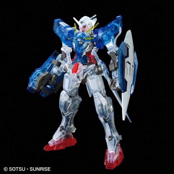 Mô hình Gundam 1st Season MS Set Clear Color Mobile Suit Gundam 00 Gundam Exia
