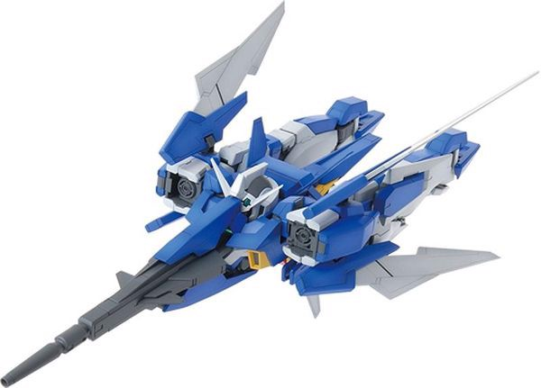 Gundam AGE-2 Normal MG biến hình