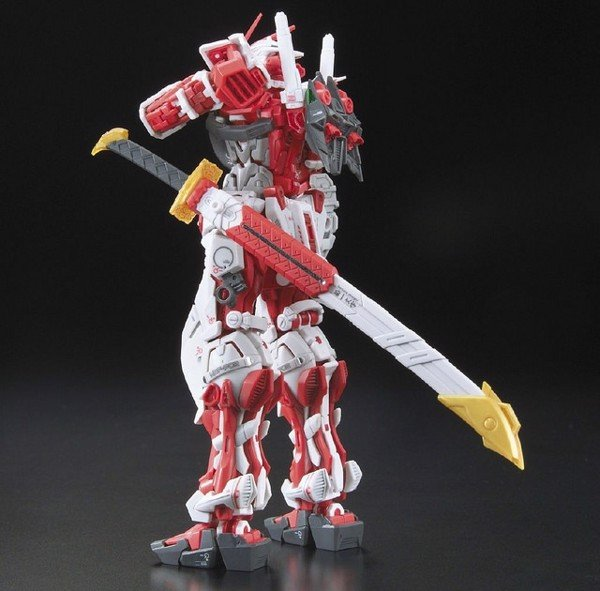 Gundam Astray Red Frame RG  1144 shop