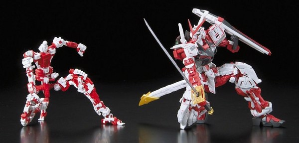 Gundam Astray Red Frame RG  1144 vietnam