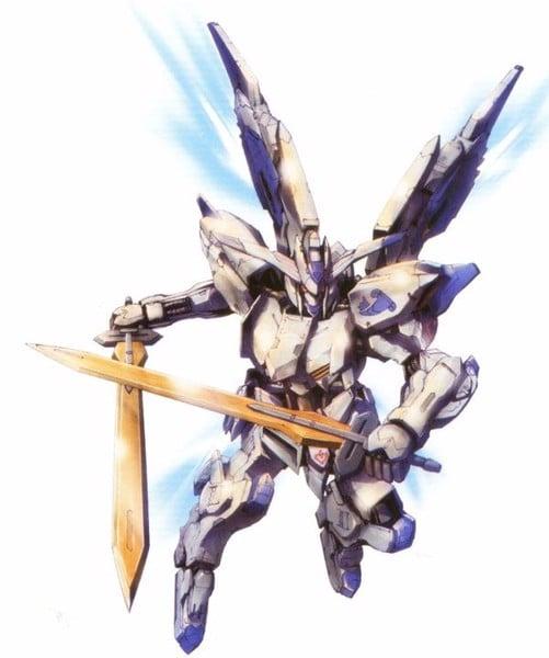 Gundam Bael Gundam Try Age