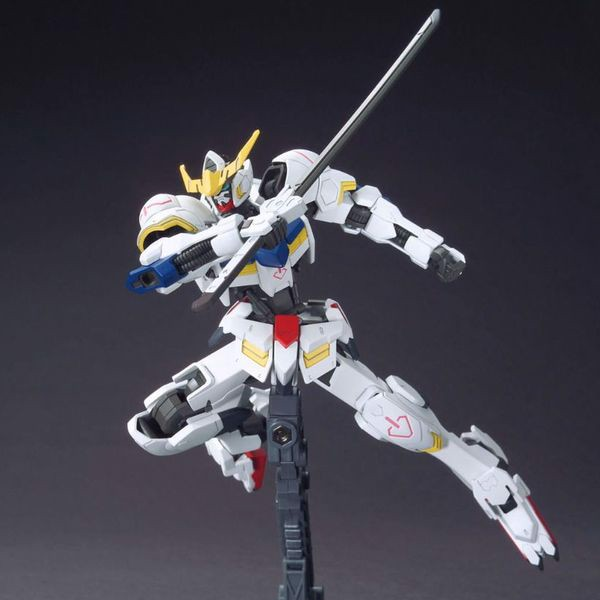 Gundam Barbatos Long Distance Transport Booster Kutan Type-III HGIBO chính hãng