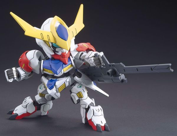 Gundam Barbatos Lupus DX SD bandai