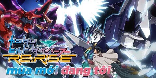 Gundam Build Divers ReRISE Season 2