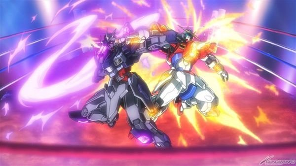 xem phim Gundam Build Fighters