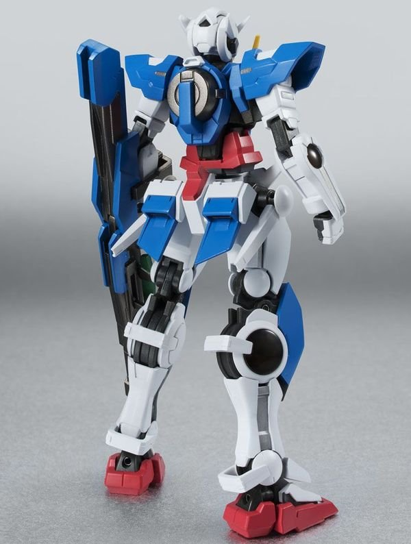Gundam Exia Repair II III Parts Set Robot Spirits Bandai