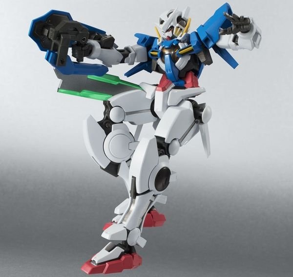 Gundam Exia Repair II III Parts Set Robot Spirits nshop
