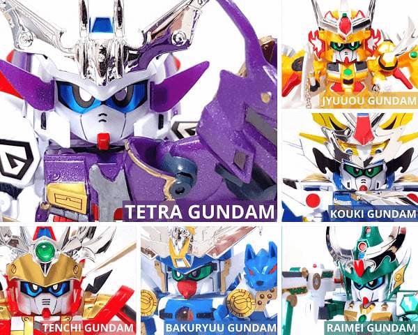 Gundam giá rẻ SDBB shin_sd_sengokuden_shichinin_no_cho_shogun