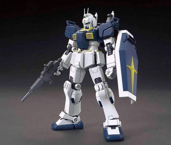 GUNDAM GROUND TYPE S THUNDERBOLT VER HG  1144