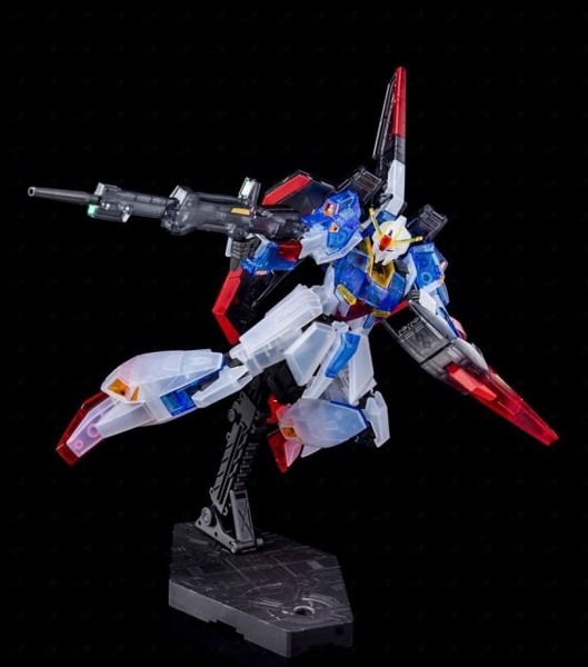 Mô hình Gundam Limited HG ZETA GUNDAM [CLEAR COLOR]