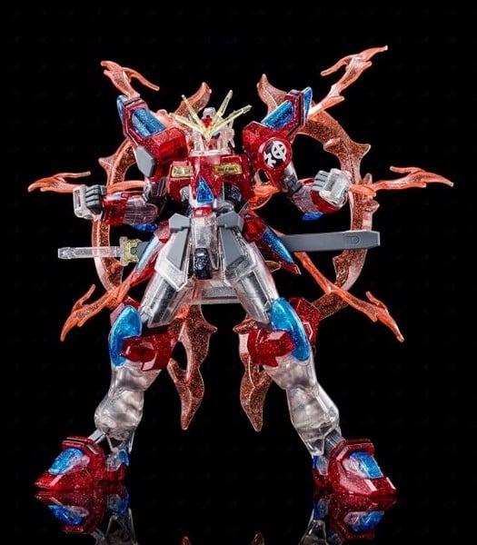 Mô hình Gundam Limited KAMIKI BURNING GUNDAM PP CLEAR Ver giá rẻ Bandai