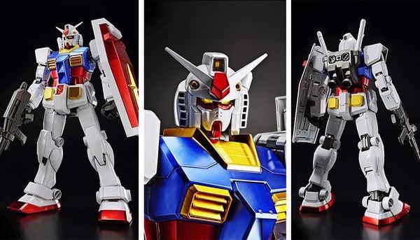 Gundam RX-78-2 Titanium Finish Perfect Grade