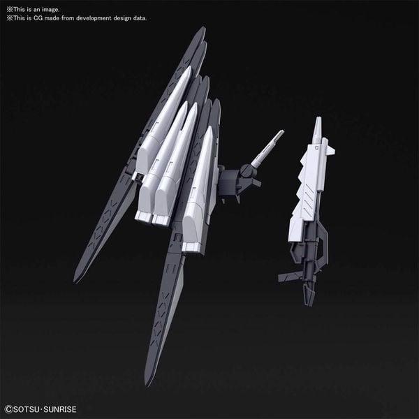 gundam shop bán Fake Nu Weapons hg gundam