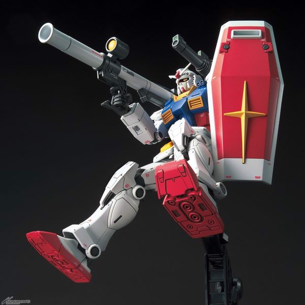 gundam shop bán RX-78-02 Gundam The Origin hg