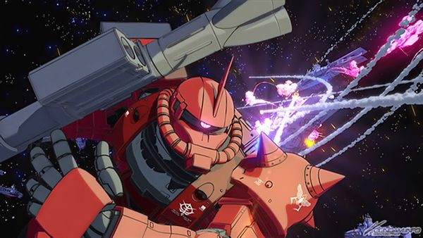 timeline Gundam The Origin