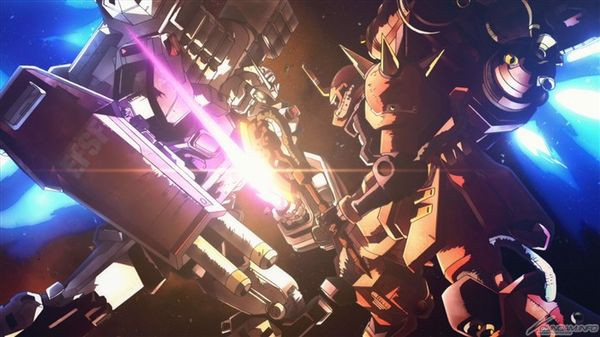 xem phim Gundam Thunderbolt