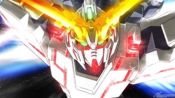 xem phim Gundam Unicorn