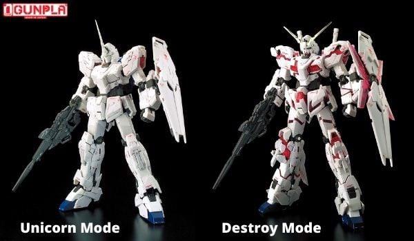 Gundam Unicorn RG chính hãng Bandai giá rẻ