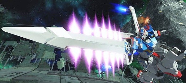 mua game ps4 hay GUNDAM VERSUS