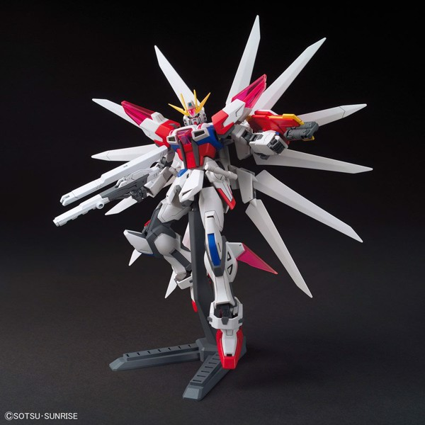 gunpla Build Strike Galaxy Cosmos HGBF gundam