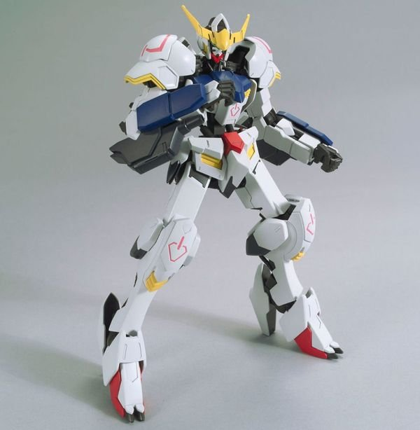 gunpla Gundam Barbatos 6th Form 1-100