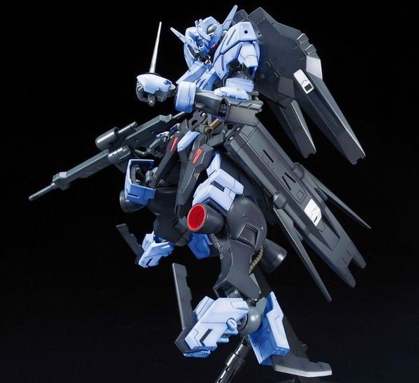 Gunpla Gundam Vidar 1-100 Full Mechanics