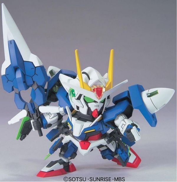 gunpla shop bán 00 Gundam Seven Sword G SD