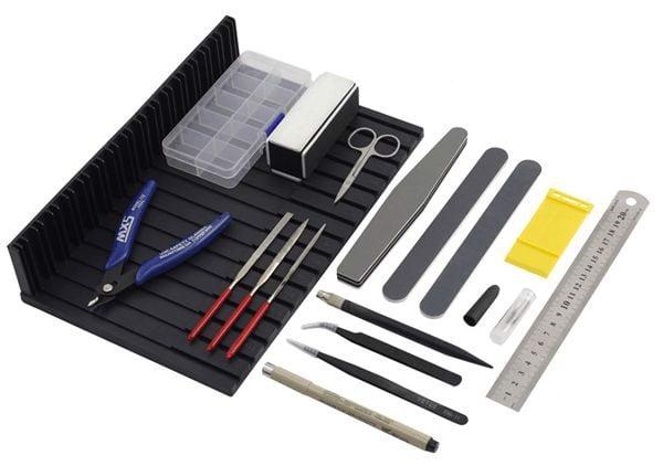 gunpla shop bán bộ dụng cụ lắp ráp gundam 17 món