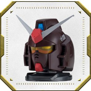 gunpla shop bán Exceed Model Gundam Head 2 FA-78-2 Heavy Gundam