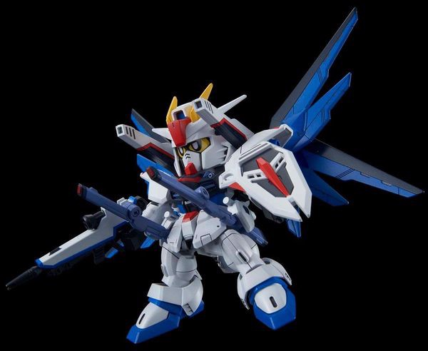 gunpla shop bán Freedom Gundam SD Gundam Cross Silhouette