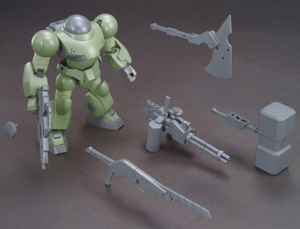 gunpla shop bán Mock Army Set HGBC gundam