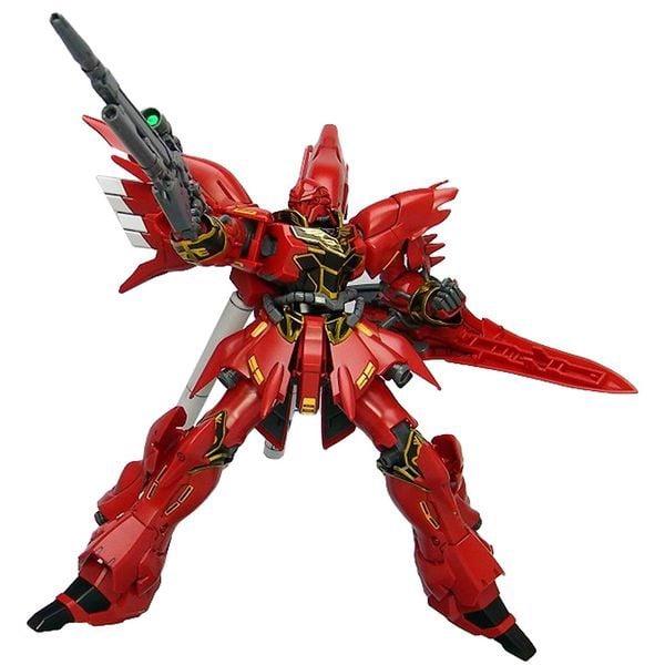 gunpla shop bán Sinanju HGUC Gundam