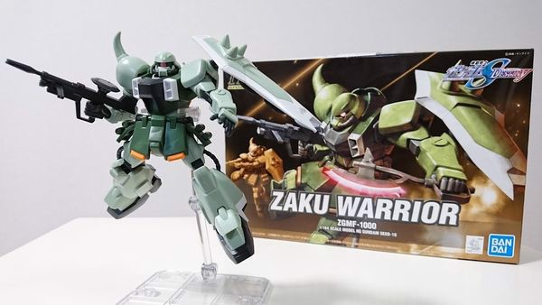 gunpla shop bán Zaku Warrior hg