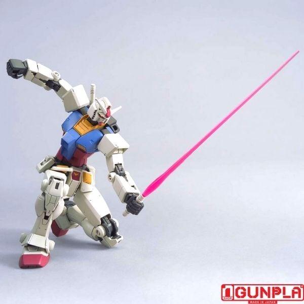 Mô hình RX-78-2 Gundam Beyond Global HG chính hãng Bandai Gundam Official VN