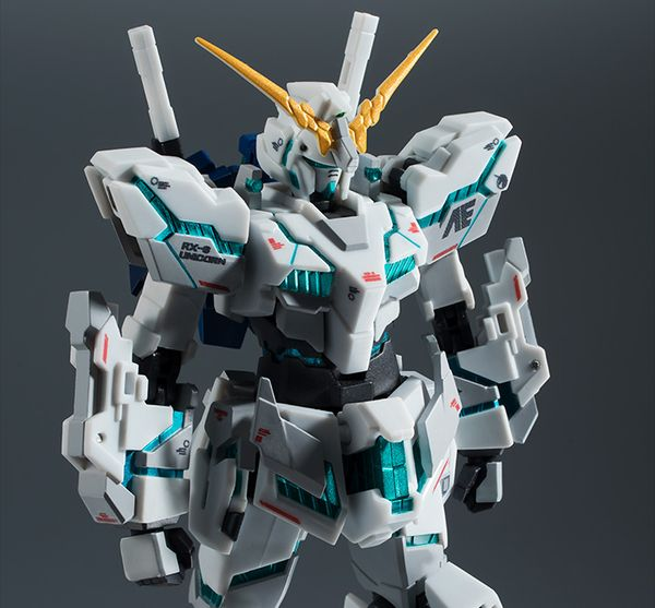 mô hình Unicorn Gundam Awakening Real Marking Ver Robot Spirits Side MS R235