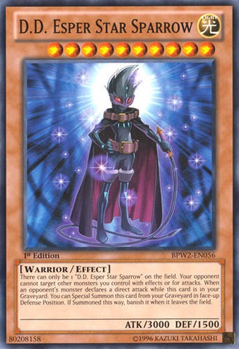 HIDDEN ARSENAL 7 KNIGHT OF STARS YU GI OH TCG