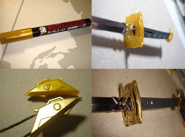 hiệu quả của gundam marker
