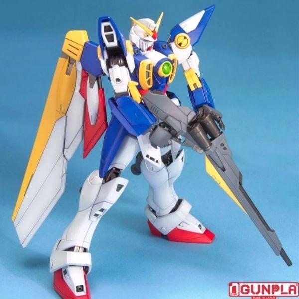 Mô hình lắp ráp XXXG-01W Wing Gundam MG chính hãng Bandai Gundam Store VN
