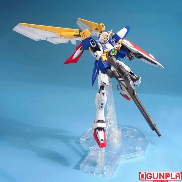 Mô hình lắp ráp XXXG-01W Wing Gundam MG chính hãng Bandai Shop Gundam HCM