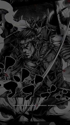hình nền game ps4 ghost of tsushima điện thoại miễn phí