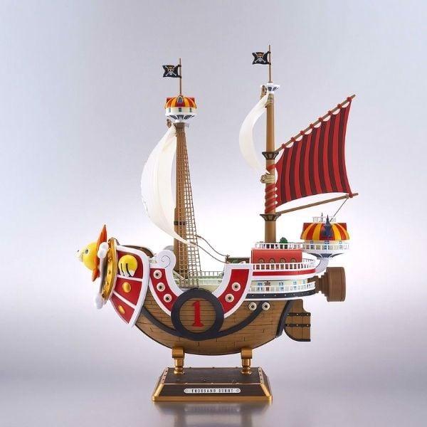 Mô hình tàu Thousand Sunny Land of Wano Ver. chính hãng Bandai giá rẻ HCM