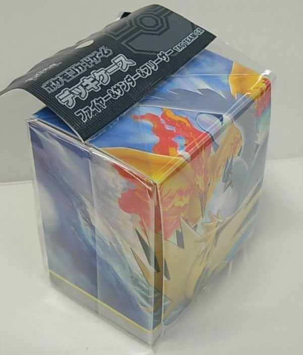 hộp đựng bài Pokemon Hidden Fates deck box card case