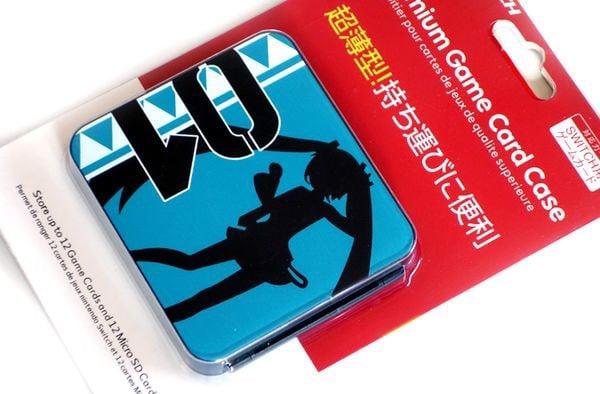 Hộp đựng băng Nintendo Switch In Hình Game miku
